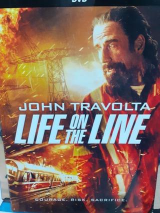 LIFE ON THE LINE  (( JOHN  TRAVOLTA ))