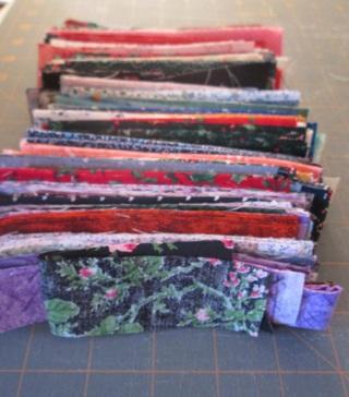 Fabric Scraps - 100% Cotton