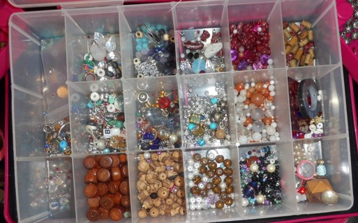 Container Plus Beads