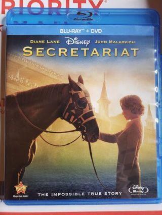 Secretariat Blue-ray movie