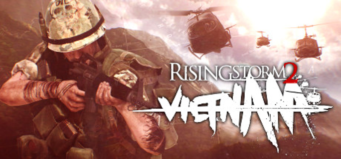 Rising Storm 2: Vietnam + 2 DLCs Steam Key