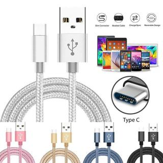 Fast Charging Charger Cable For Huawei mate9 mate10 p9 P20 / Lite USB-C Type-C