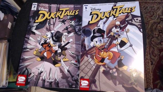 New 2 Duck Tale Comic Books
