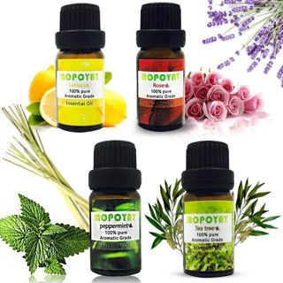 New 100% Pure Aromatic Grade Essential Oil 10ML Fragrance Aroma Humidifier Natural