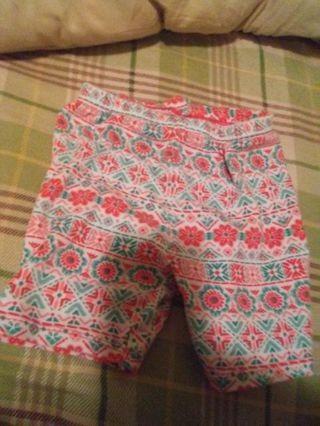 2 T shorts