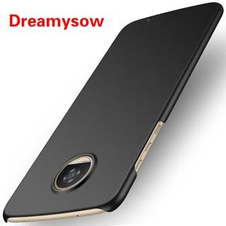 Dreamysow High Quality Matte Hard Plastic Back Cover Case for Motorola for Moto G5 G5S Plus E5 Plu