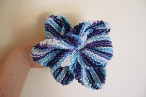 Free: Pinwheel Dishcloth Knit Pattern - Knitting - Listia ...
