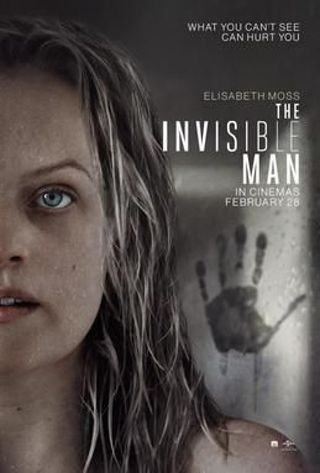 The Invisible Man HD digital copy
