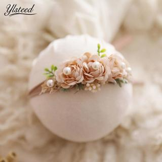 2019 Newborn Photography Props Baby Hair Accessories Infant Shooting Headband Baby Boy Girl Photo