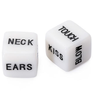 1 Pair Dice Fun Adult Couple Gift Dice Game Toy Bachelor Party