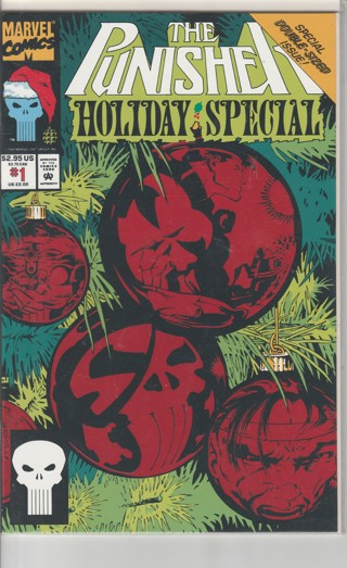 The Punisher: Holiday Special #1 *GIN BONUS*