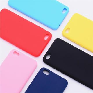 Xiaomi Redmi Note 5A Case Redmi Note 5A Prime Case Silicone Color Matte Soft TPU Cover For Xiaomi
