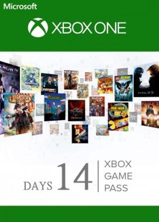 Xbox live Game Pass Key 14 Days Trial