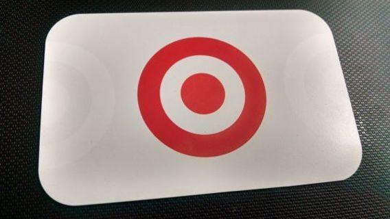 Target $5 gift card