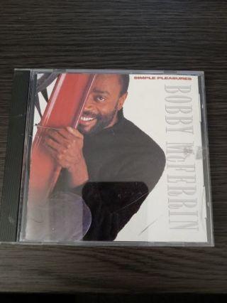 Bobby McFerrin Simple Pleasures CD