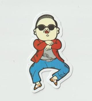 PSY - GANGNAM STYLE Sticker
