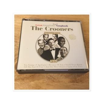Crooners cd set