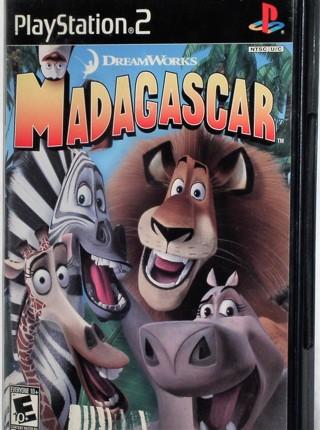 PS2: Madagascar