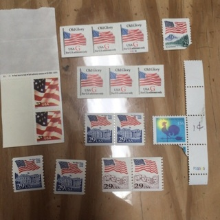 16 NEW US Stamps