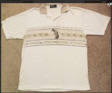 1 POLO shirt Collar Tee FREE SHIPPING
