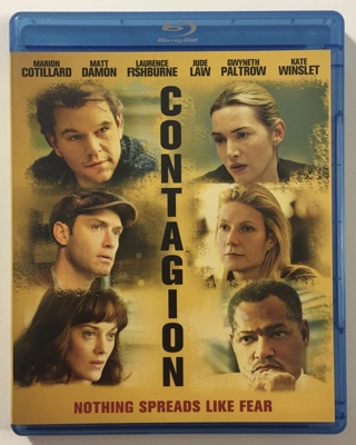 Contagion (Hot Virus Pandemic Movie HTF!) Movies Anywhere or VUDU HD Digital Copy Code Only