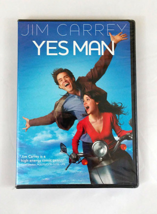 Yes Man (DVD, 2009) - FACTORY SEALED!