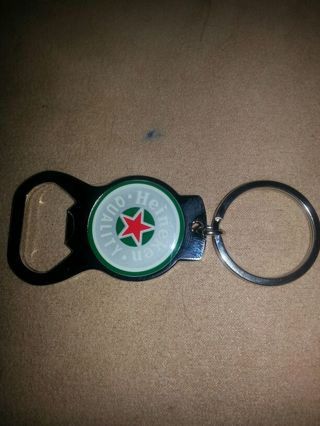 free heineken bottle opener keychain kitchen auctions for free stuff. Black Bedroom Furniture Sets. Home Design Ideas