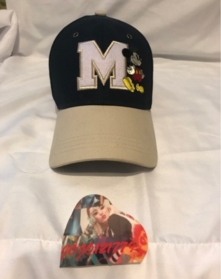 Mickey Mouse Hat (Blue)