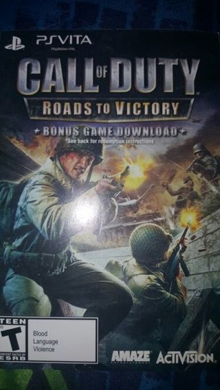 Free: Call of Duty Roads to Victory -