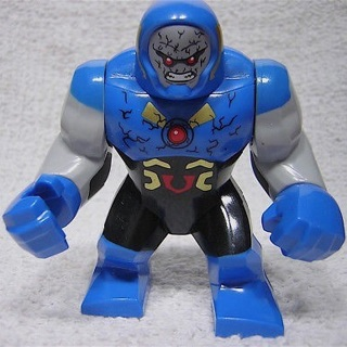 New Big Darkseid Minifigure Building Toy Custom Lego