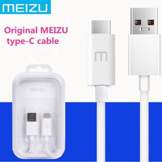 Original MEIZU USB 3.0 Type-C Cable,100cm 3A Fast Charger Data Line For Meizu MX6 Pro 5 6 6S 7 Plu