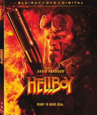 HellBoy (2019) Digital Copy ONLY