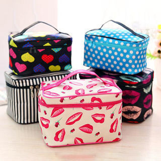 Women Waterproof Makeup Cosmetic Case Toiletry Bag Travel Handbag Organizer Bag