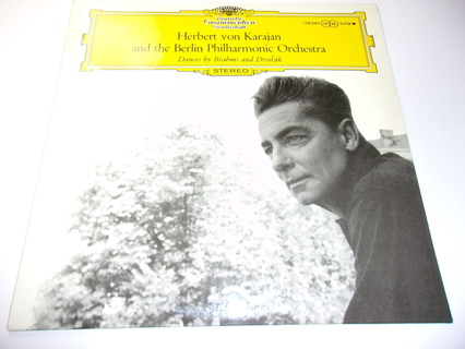 Brahms/Dvorak-8 Hungarian Dances/5 Slavonic Dances-138 080-LP NM-