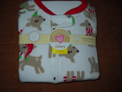 CARTERS CHRISTMAS P.J'S  (3T)