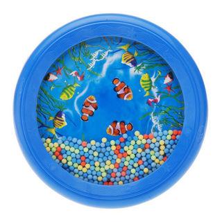 Ocean-Wave-Bead-Drum-Gentle-Sea-Sound-Musical-Educational-Toy-Tool-DT
