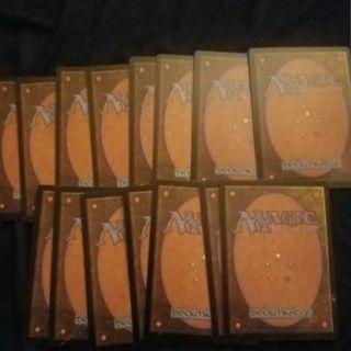 15 RANDOM MTG CARDS.
