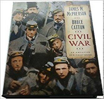 Civil War - An American Heritage Book