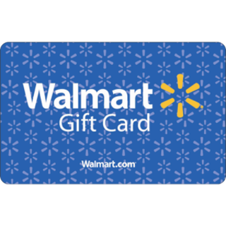 $5 walmart E-gift card