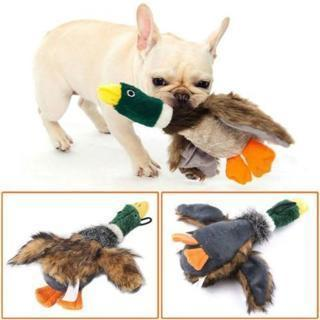 For Dog Toy Play Funny Pet Puppy Chew Squeaker Squeaky Plush Sound Toys LJ