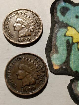 Better Grade Indian Head Cents