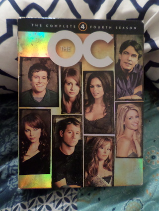 The OC DVD Set - Complete Fourth Season