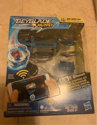 Beyblade Burst Evolution Genesis Valtryek V3 Brand New