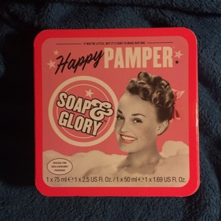 Happy Pamper Soap & Glory Gift Pack - BRAND NEW!
