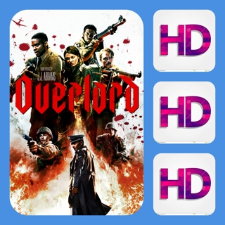Overlord 2018 ‧ Drama/Thriller ‧ 1h 48m HD ----ITUNES ONLY CODE___