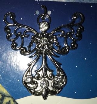 Angel Medallion