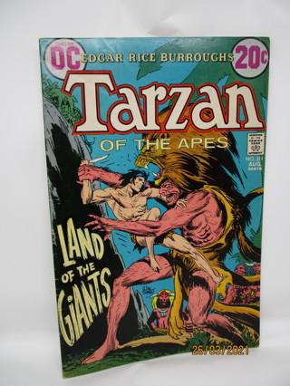 Tarzan - OF THE APES NO.211