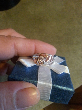 New sterling ring 2