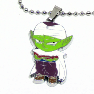 """Piccolo Necklace 18"""" Stainless Steel Ball Chain"""