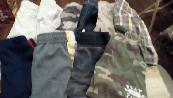 Mega Boys Clothing Lot, Sizes (24m-2T): GUC (FREE SHIPPING WITH GIN)